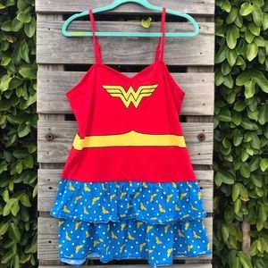 Wonder Women Dress PJ's